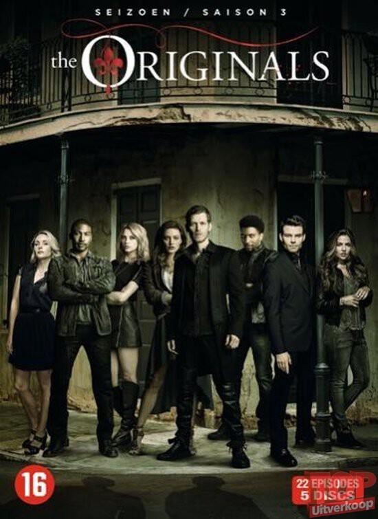 The Originals - Seizoen 3 (DVD)