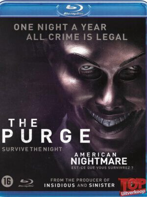The Purge - Survive the Night (Blu-ray)