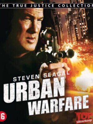 Urban Warfare - Steven Seagal (Blu-ray)