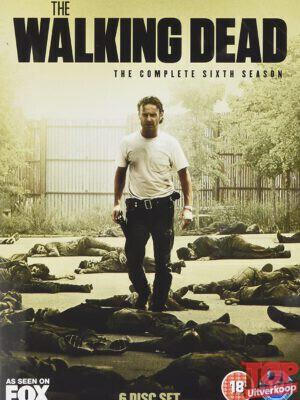 The Walking Dead - Seizoen 6 (DVD)
