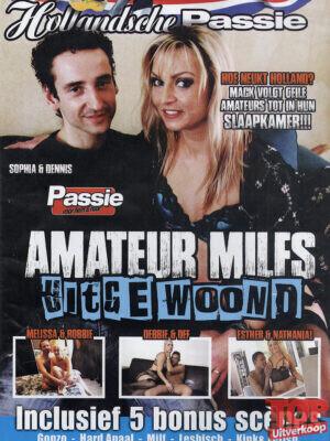 Amateur Milfs uitgewoond (DVD)