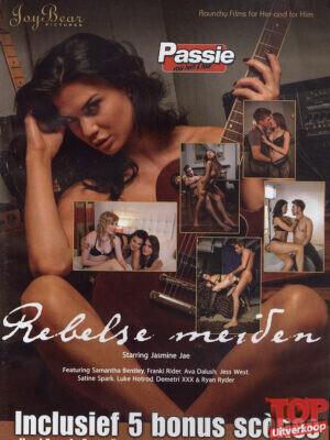 Rebelse meiden (DVD)