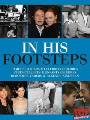 In his footsteps