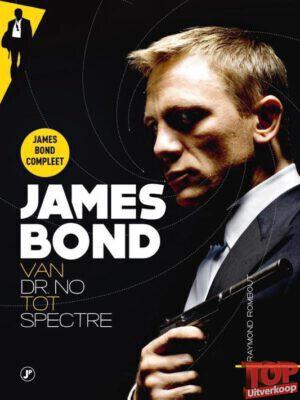 James Bond - Van Dr. No tot Spectre