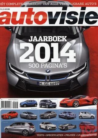 Autovisie Jaarboek 2014