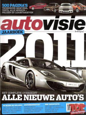 Autovisie Jaarboek 2011