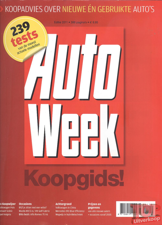 Autoweek Koopgids 2011