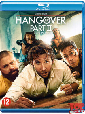 The Hangover Part 2 (Blue-Ray)