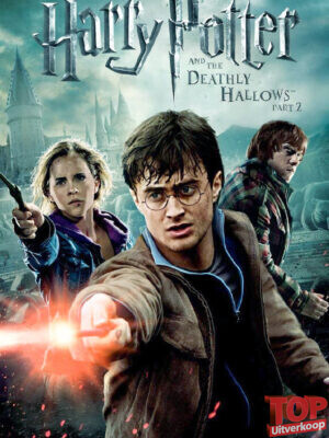 Harry Potter and the Deathly Hallows - Part 2 (Blu-ray + DVD)
