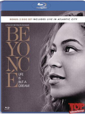 Beyonce - life is but a dream (Blue-Ray)