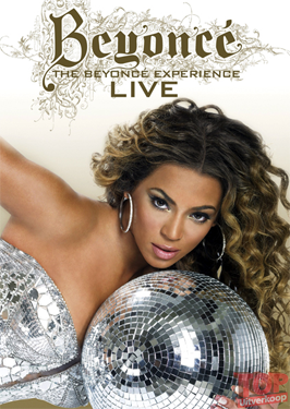 Beyonce the Beyonce Experience Live (DVD)