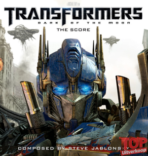 Transformers - Dark of the Moon (Blue-Ray)